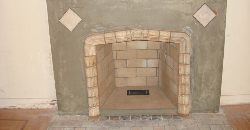 Restoration Fireplaces Authentic Fireplaces Inc
